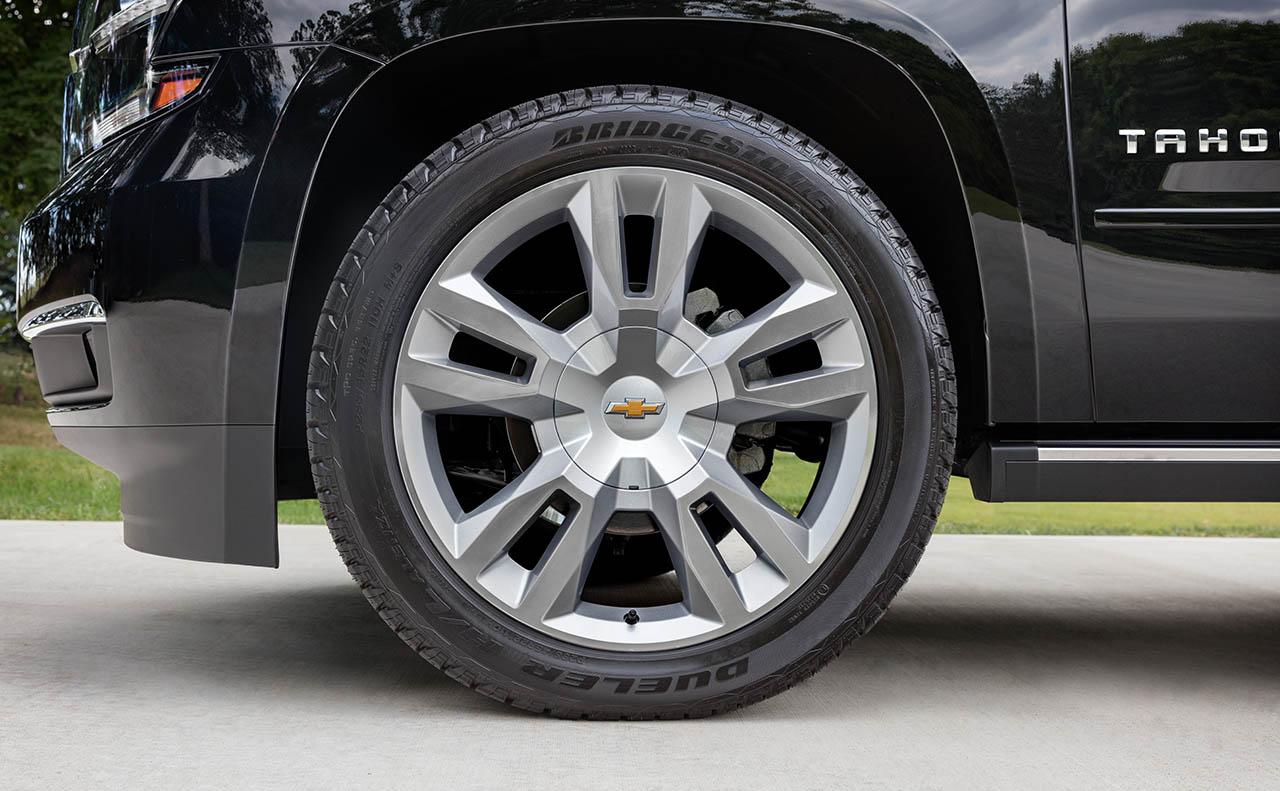 hight resolution of  2017 chevrolet tahoe exterior wheels