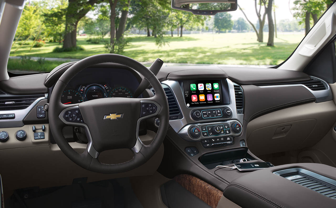 2017 Chevrolet Tahoe Suv In Baton Rouge La All Star