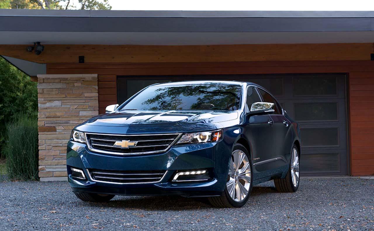 2018 Chevy Impala In Baton Rouge, La  All Star Chevrolet
