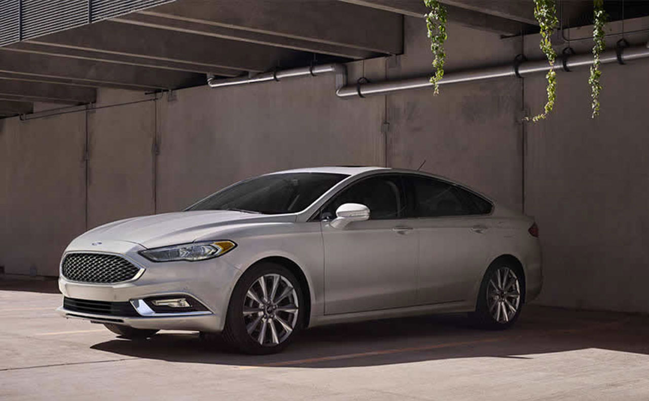 Ford Sale 2017 Fusion