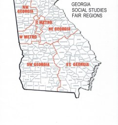 gcss social studies fair region map map  [ 2550 x 3507 Pixel ]