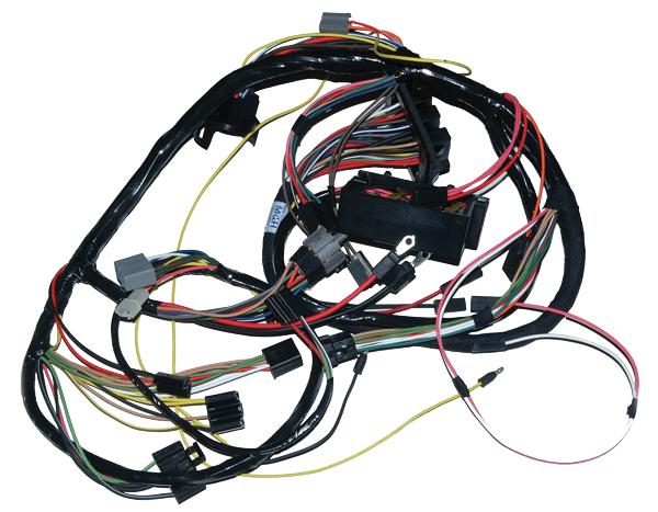 1969 firebird dash wiring diagram frog head labeled 1966-74 a b e-body harness