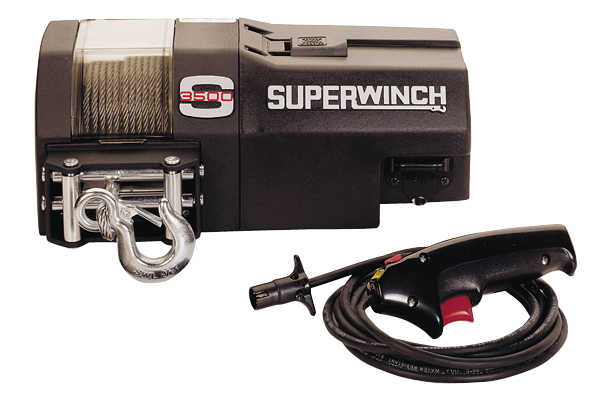Replacement Circuit Breaker For Superwinch S3500 Electric Winches