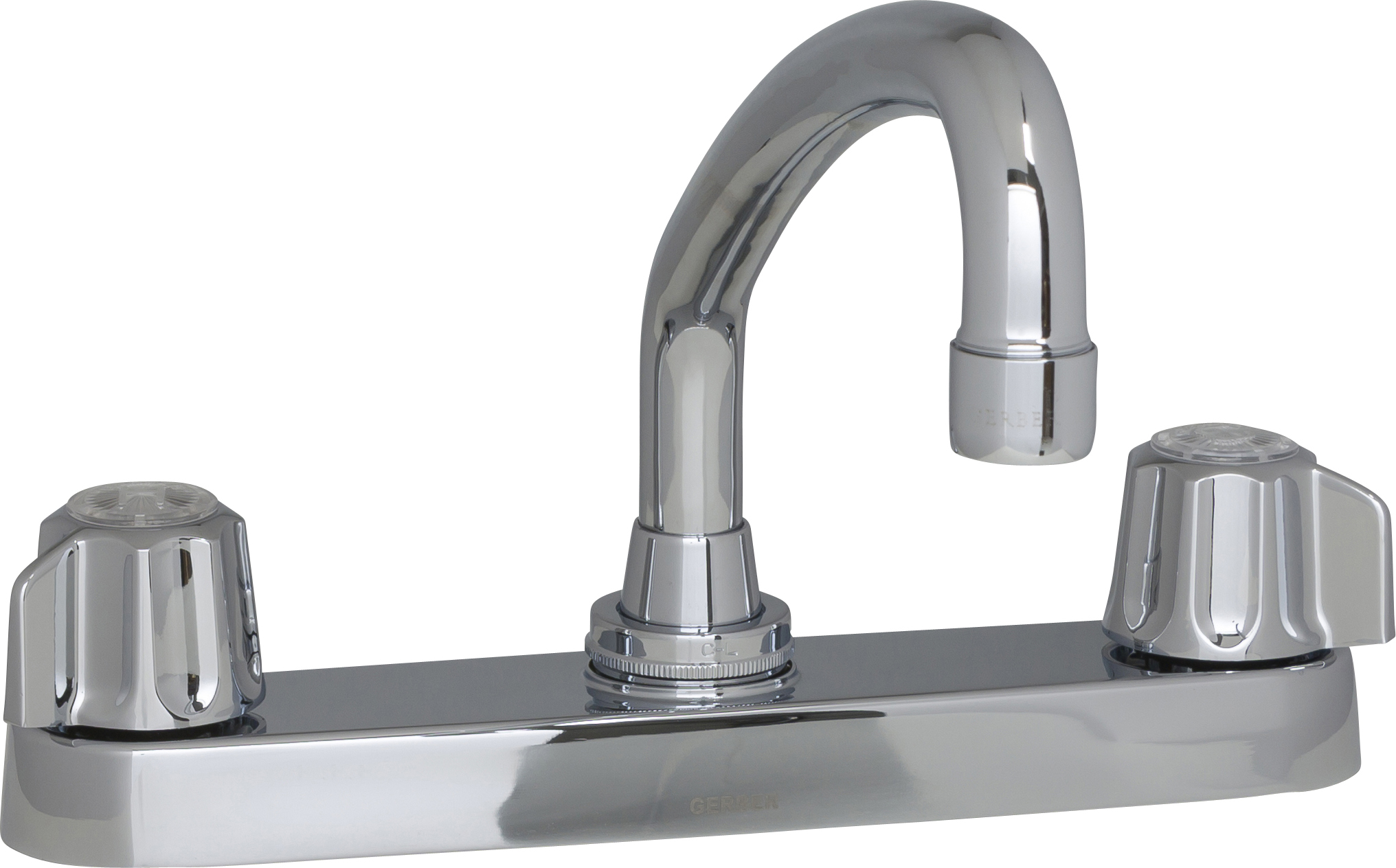 gerber kitchen faucet remodeling houston classics two handle deck plate