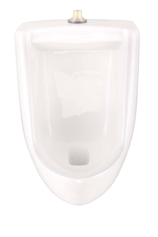 kitchen faucets pull down modular clinton™ 1.0 gpf siphon jet top spud urinal | gerber plumbing