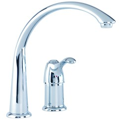 Gerber Kitchen Faucet Marble Sink Allerton Single Handle Plumbing