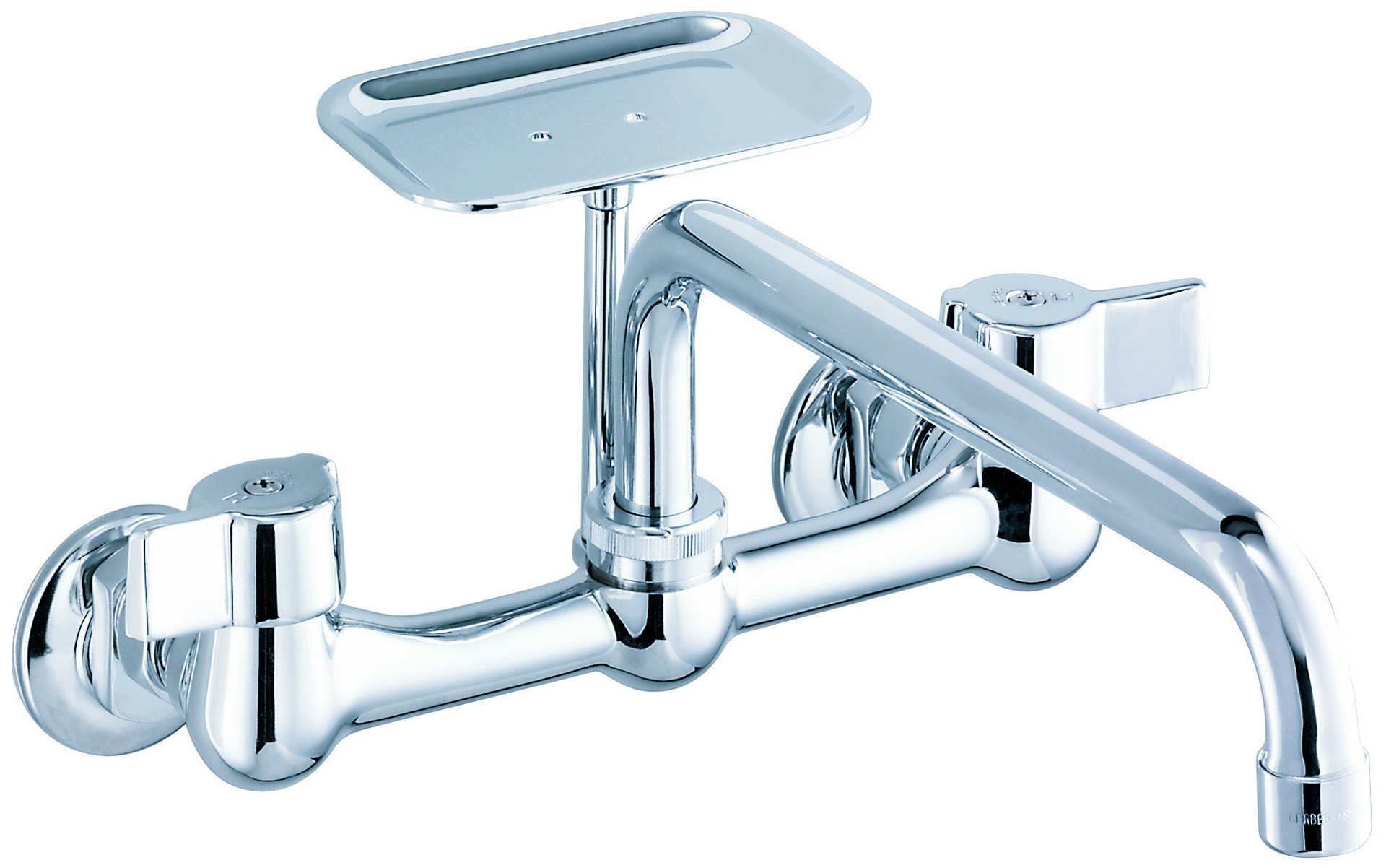 gerber kitchen faucet playsets for kids classics two handle wall mount