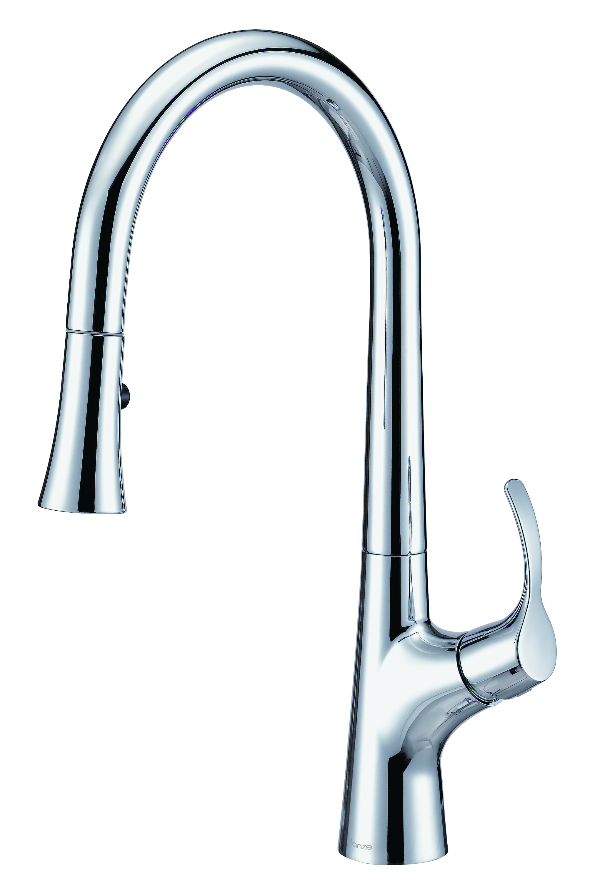 Antioch® Single Handle Pull-Down Kitchen Faucet w