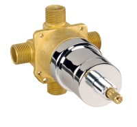 Pressure Balance Rough-In Valve without Stops | Gerber ...