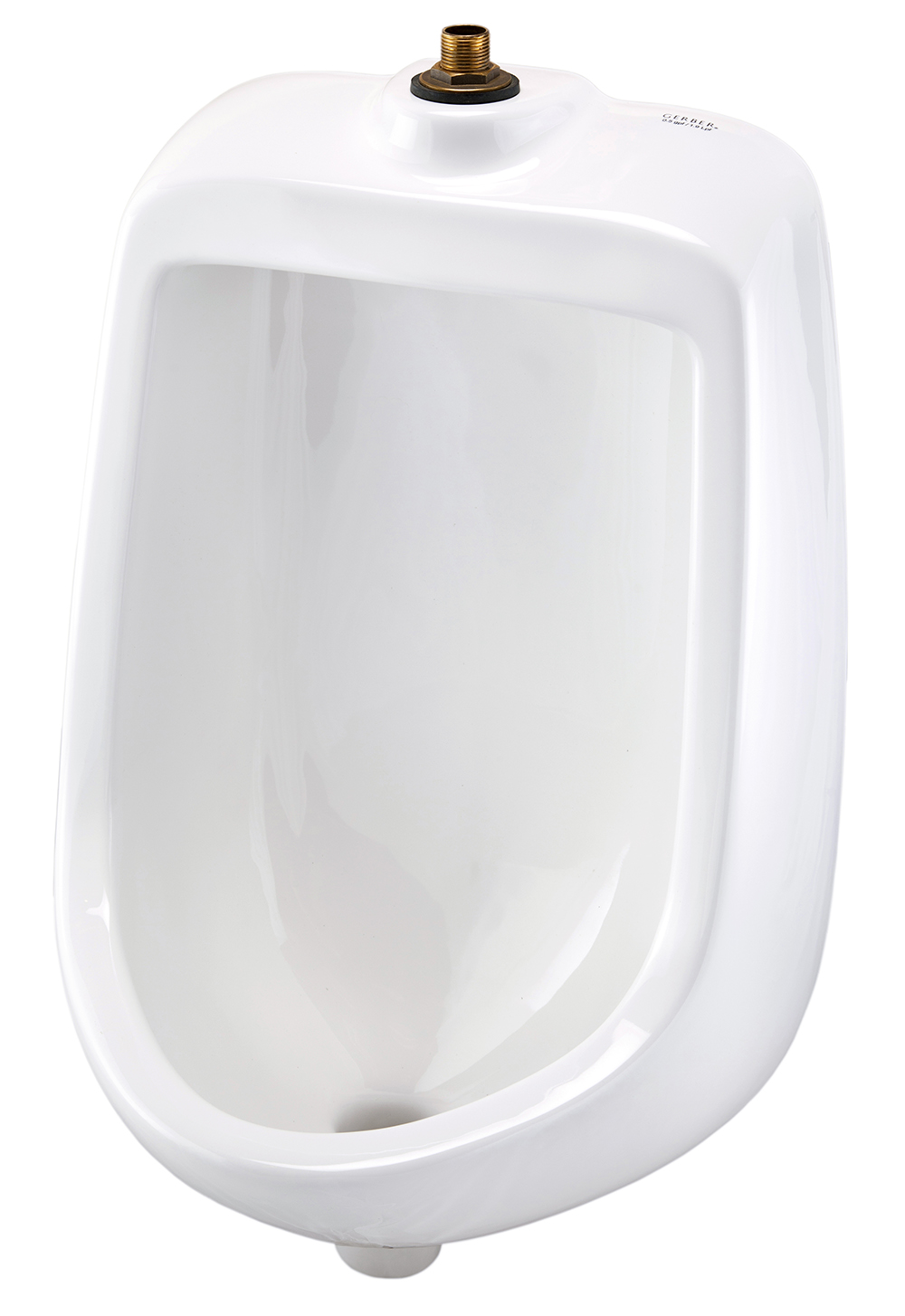 kitchen faucets pull down ceramic countertops north point™ 0.5 gpf washout top spud urinal | gerber plumbing