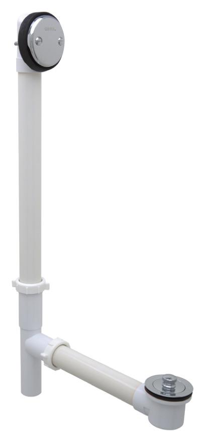 Gerber Classics PVC Lift  Turn Roman Tub Drain  Gerber
