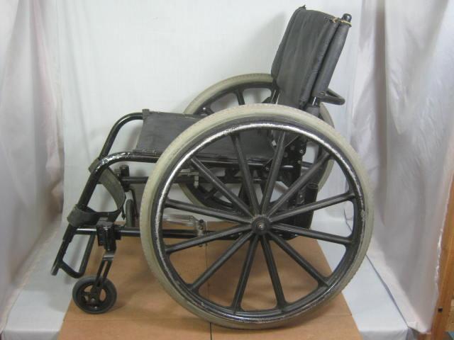 wheelchair ebay revolving chair top view quickie gpv everyday use lightweight w 93717 jpg