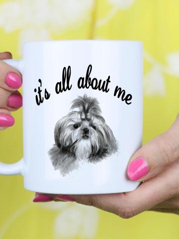 dog lovers personalize mug