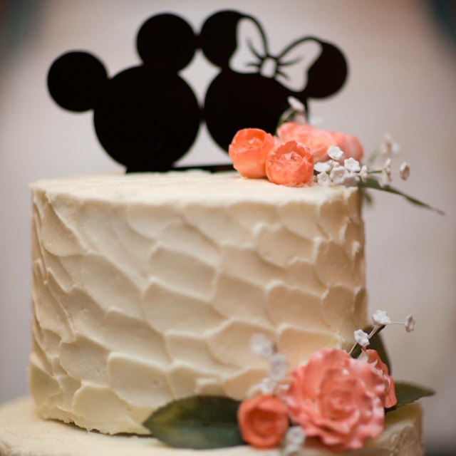 Disney Wedding Cake Topper   Shop Custom Cake Toppers, Gifts, Decor