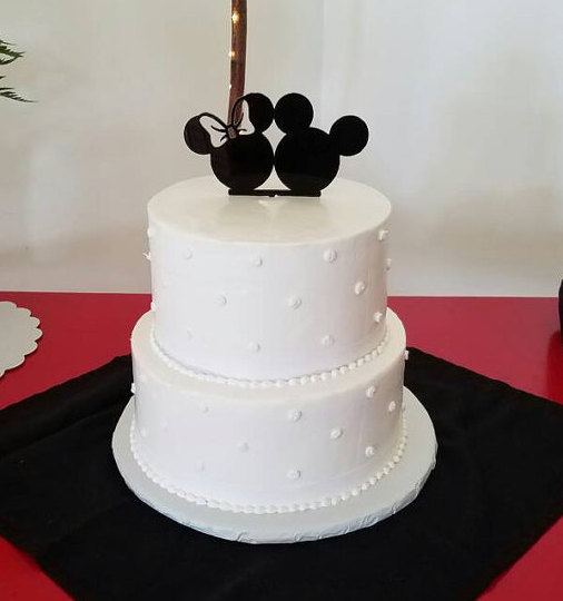 Disney Wedding Cake Topper | Shop Custom Cake Toppers, Gifts, Decor