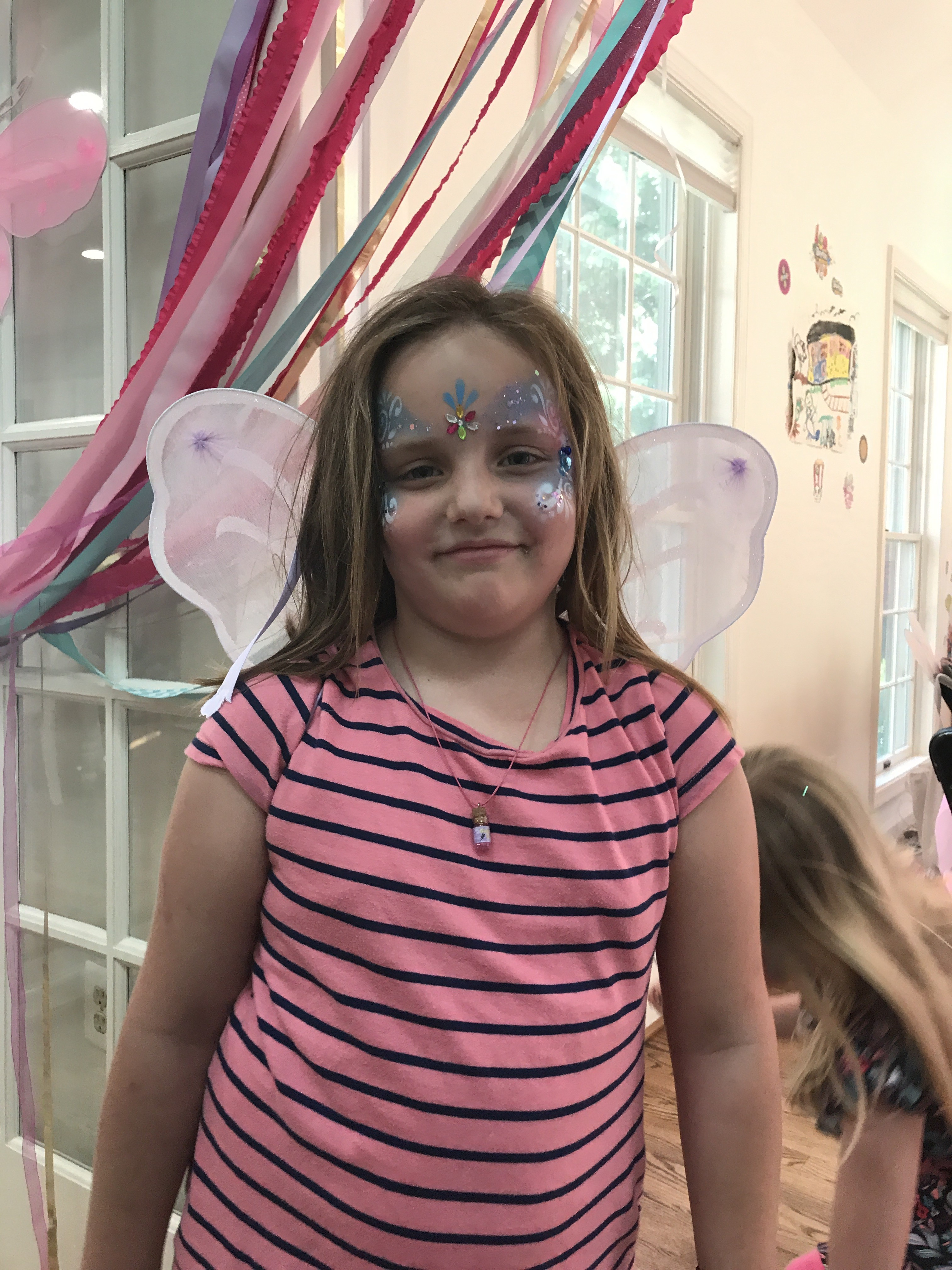 Hire Kids Party Face Face Painter In Silver Spring Maryland