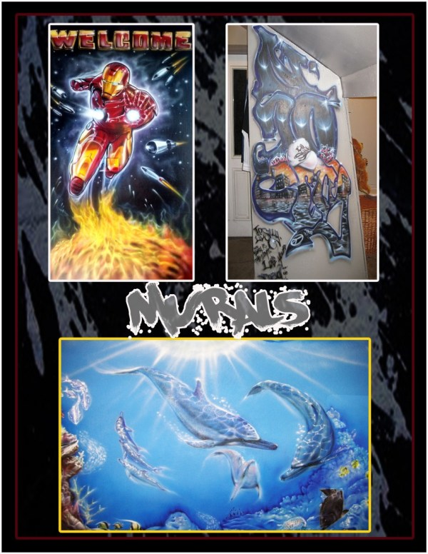 Airbrush Artist for Hire