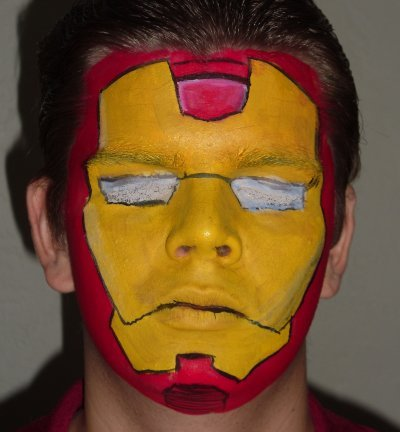 Hire ArtParty4U Face Painter in Las Vegas Nevada