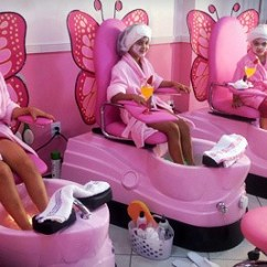 Best Pedicure Chairs Reviews All Weather India Hire The Girly Girlz Pampered Palace - Princess Party In Clarksville, Tennessee