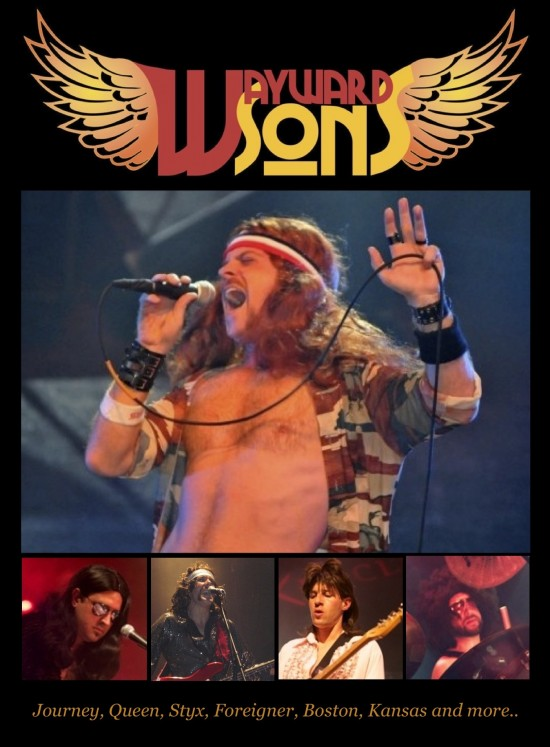 Hire Wayward Sons Journey Tribute Band In Los Angeles