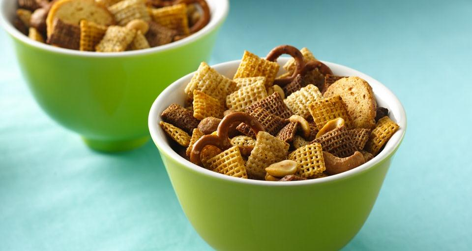 chex party mix recipes mdash dishmaps