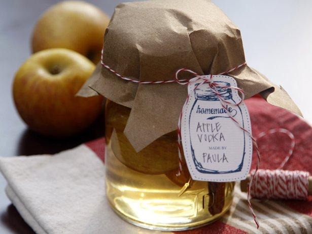 Apple Cinnamon Infused Vodka