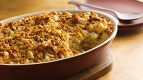 Garlic-Herb Cheesy Potatoes Recipe