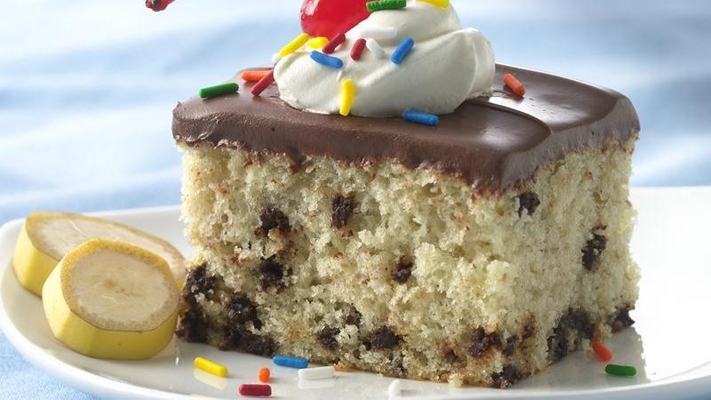 Banana Cake Betty Crocker