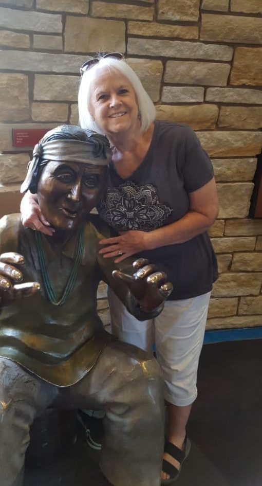 Grandma Bev