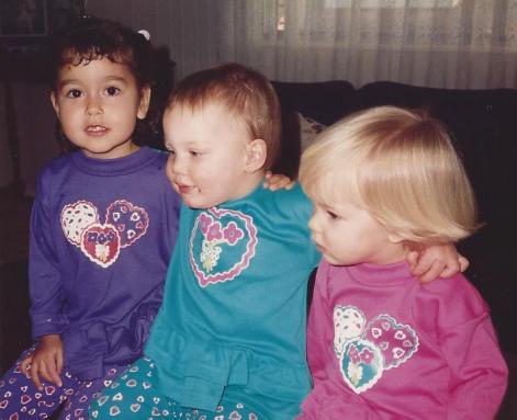 Three Girls 1992