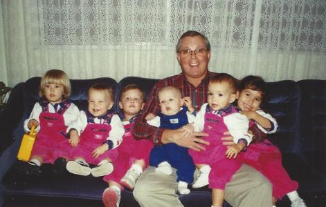 Six Grandkids 1993