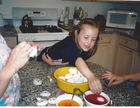 Easter 2003 - Madison