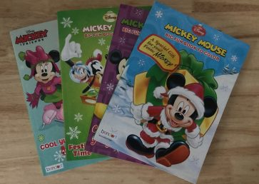 Disney Coloring Books