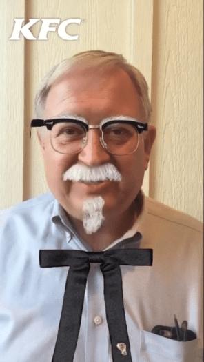 Papa Colonel Sanders