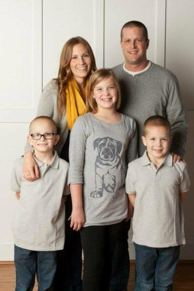 Jane's cute family