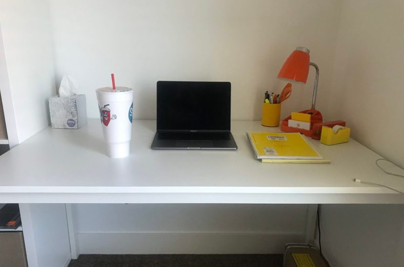 Jane's Desk