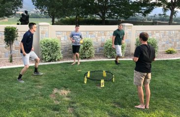 Spike Ball for the boys