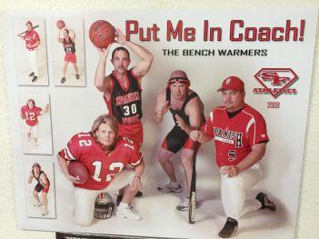 Put me in coach!