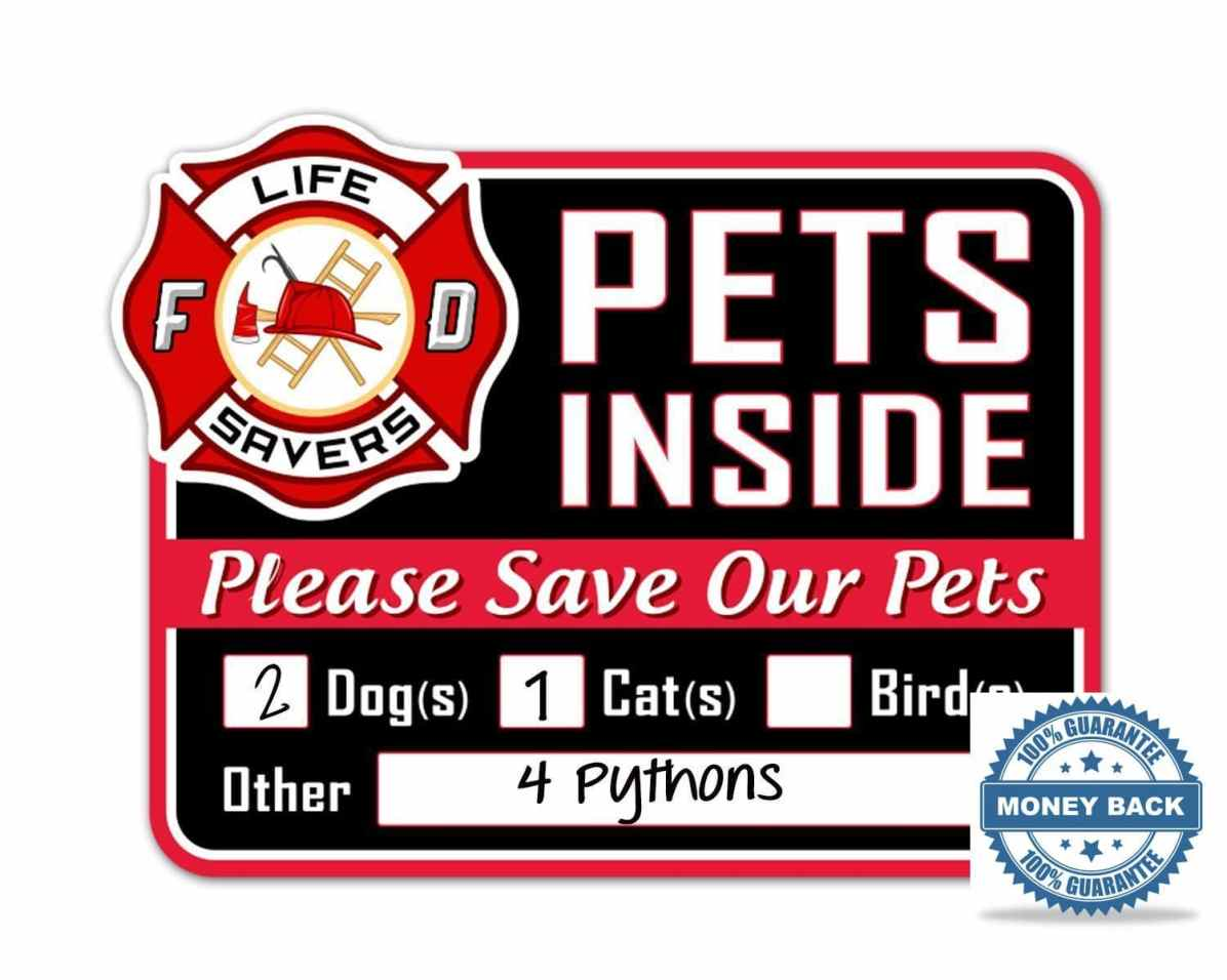 For our Furry Friends