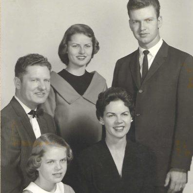 Wells & Myrle Family