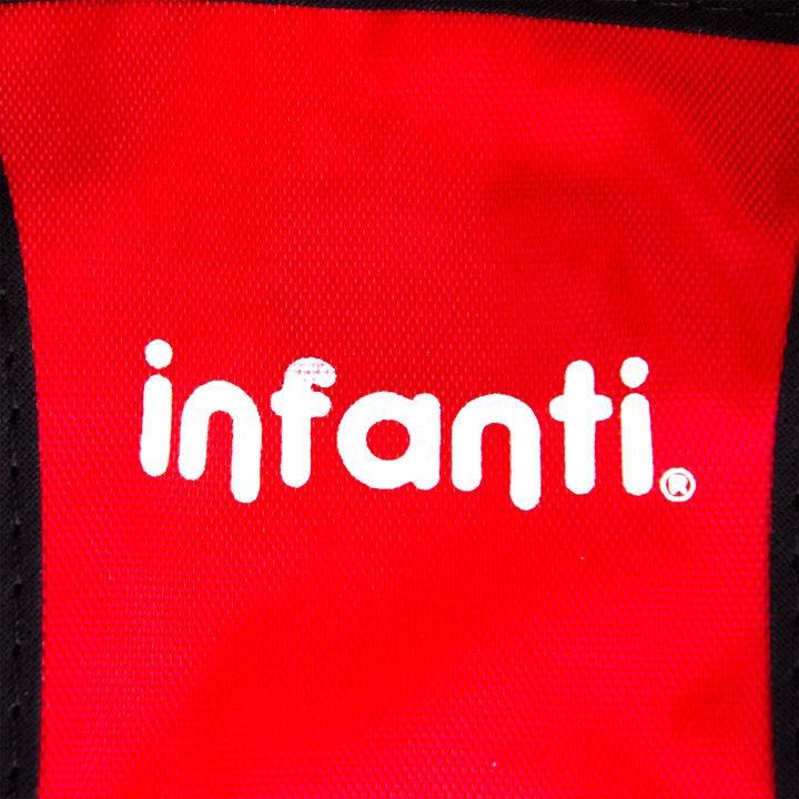 Silla de Comer para Beb  Booster Infanti Plegable Rojo  Infanti