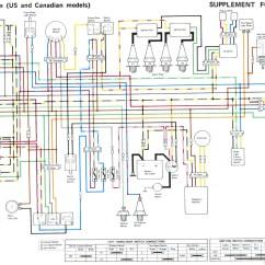 1979 Kawasaki Kz1000 Wiring Diagram Diagrams 2008 Ford F250 Some Kz 400 500 550 Wire
