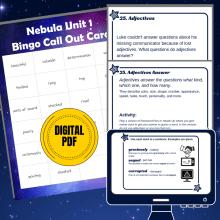 Nebula Flashcard & Fun Pack DIGITAL