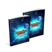 Grammar Galaxy Blue Star PRINT Kit (Text & Mission Manual)