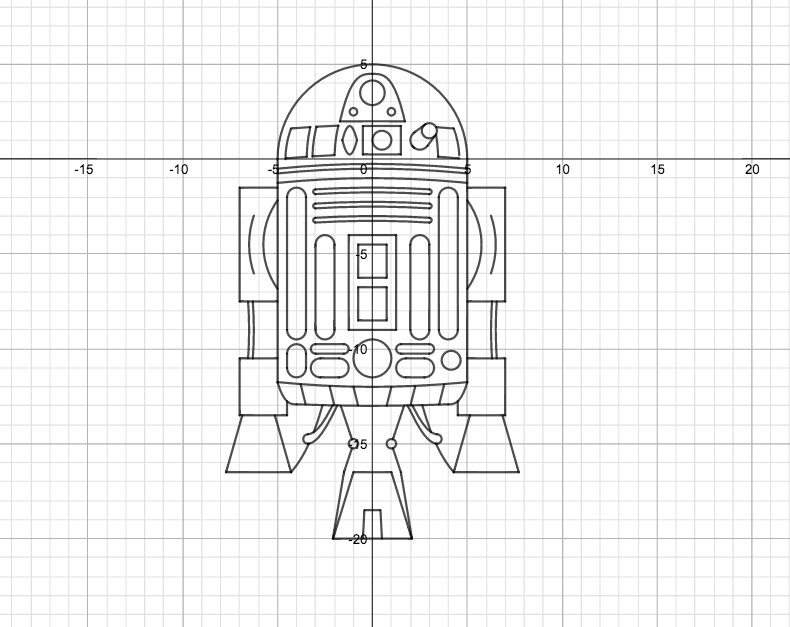 Desmos and Picture Modelling!
