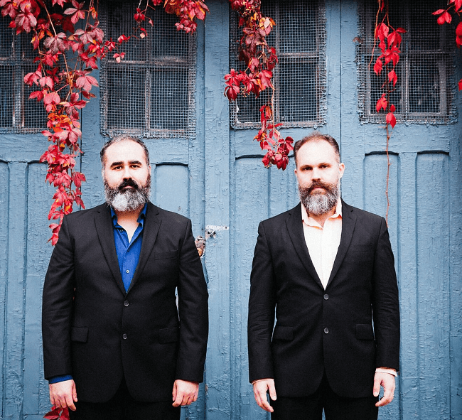 The Karpinka Brothers - Talk Is Cheap