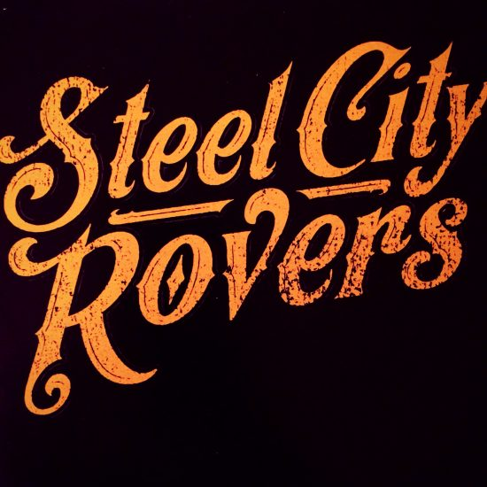 Steel City Rovers EP cover
