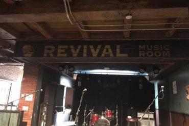 Revival Music Room, Regina, SK