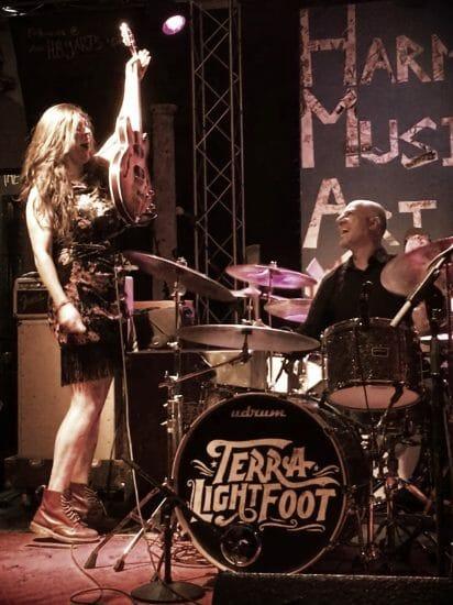 Terra Lightfoot