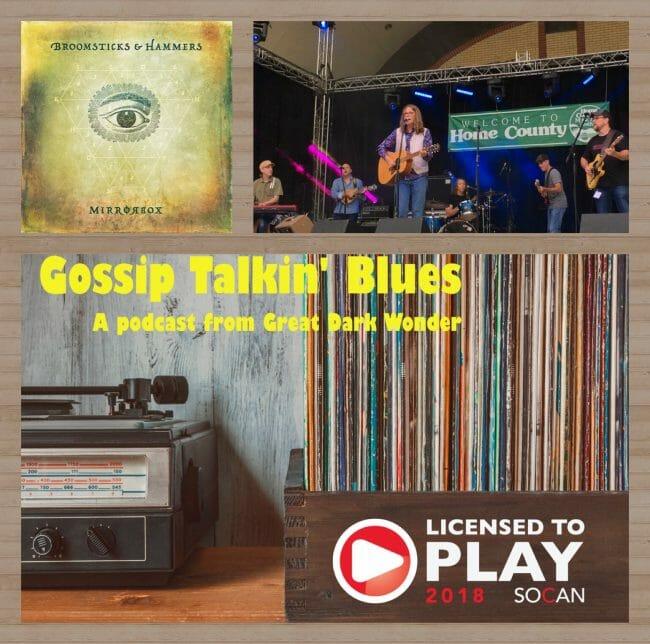 Gossip Talkin' Blues